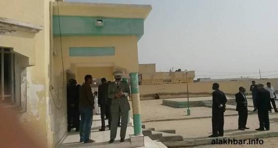 أحد مقار وكالة سجل السكان والوثائق المؤمنة في العاصمة نواكشوط (الأخبار - أرشيف)