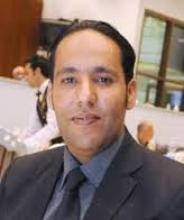 عبد الله ولد سيديا ـ مراسل صحفي
