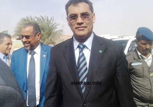 جانب من حضور والي الولاية في النشاط صباح اليوم / الأخبار