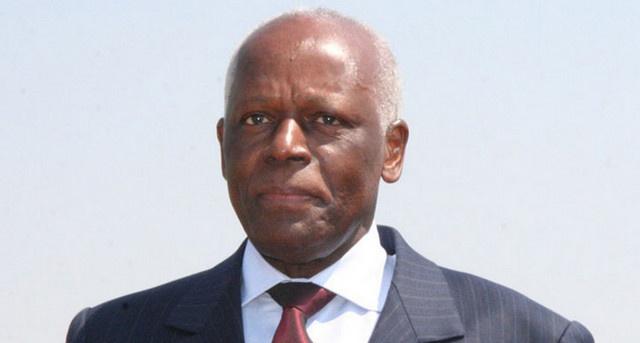جوزي إيدواردو دوسانتوس رئيس أنغولا.
