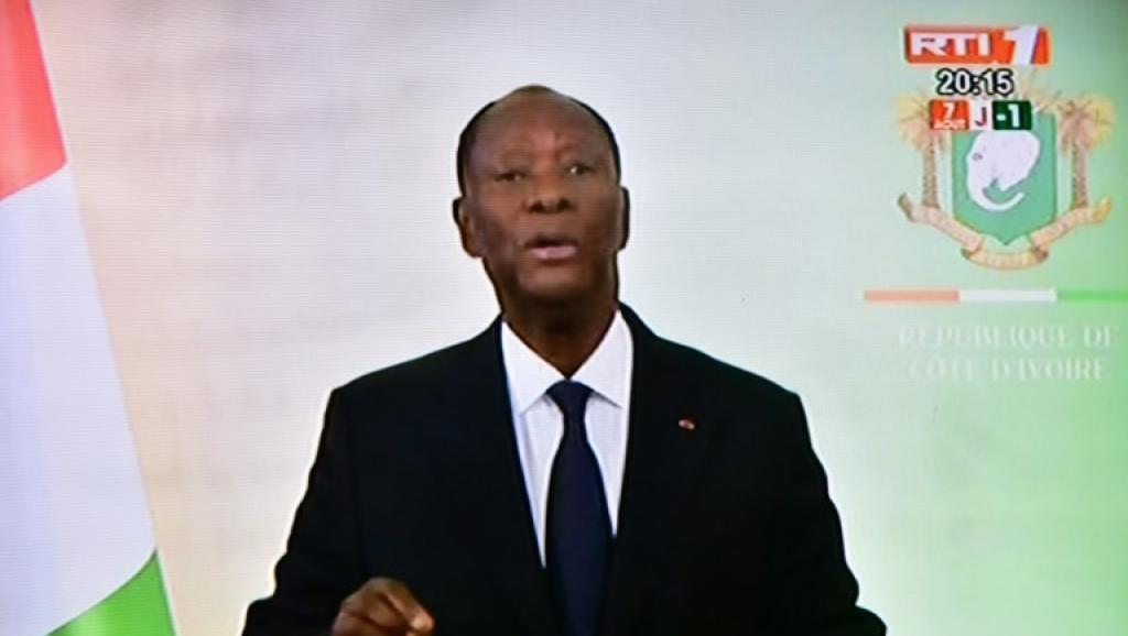 الرئيس الإيفواري الحسن واتارا.