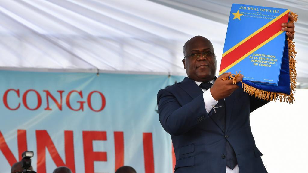 فيليكس تشيسكيدي: الرئيس الجديد لجمهورية الكونغو الديمقراطية.