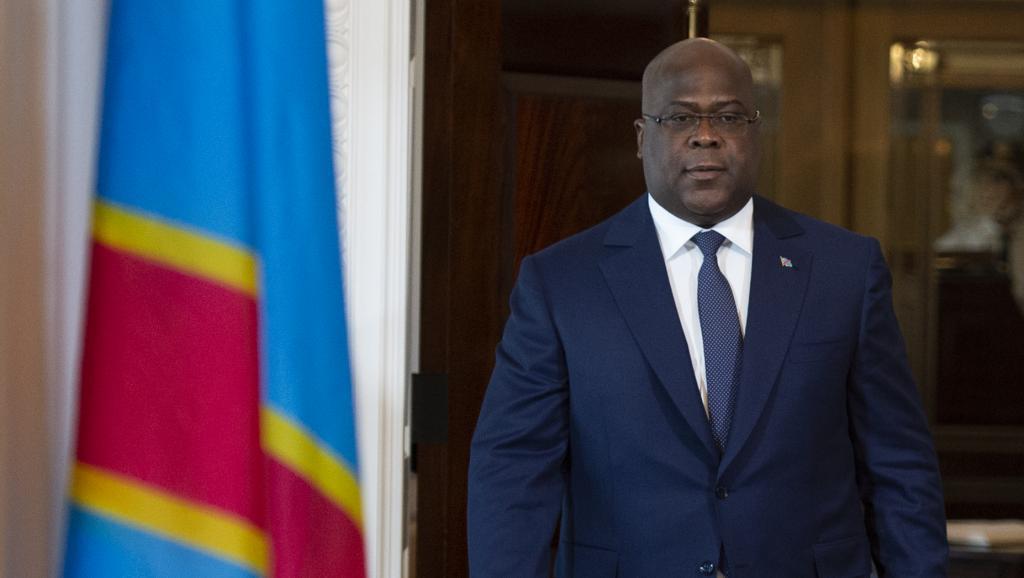 فيليكس تشيسكيدي: رئيس جمهورية الكونغو الديمقراطية