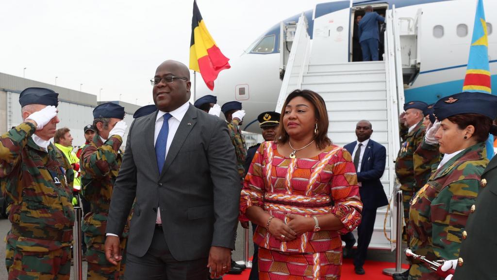 فيليكس تشيسكدي: رئيس جمهورية الكونغو الديمقراطية