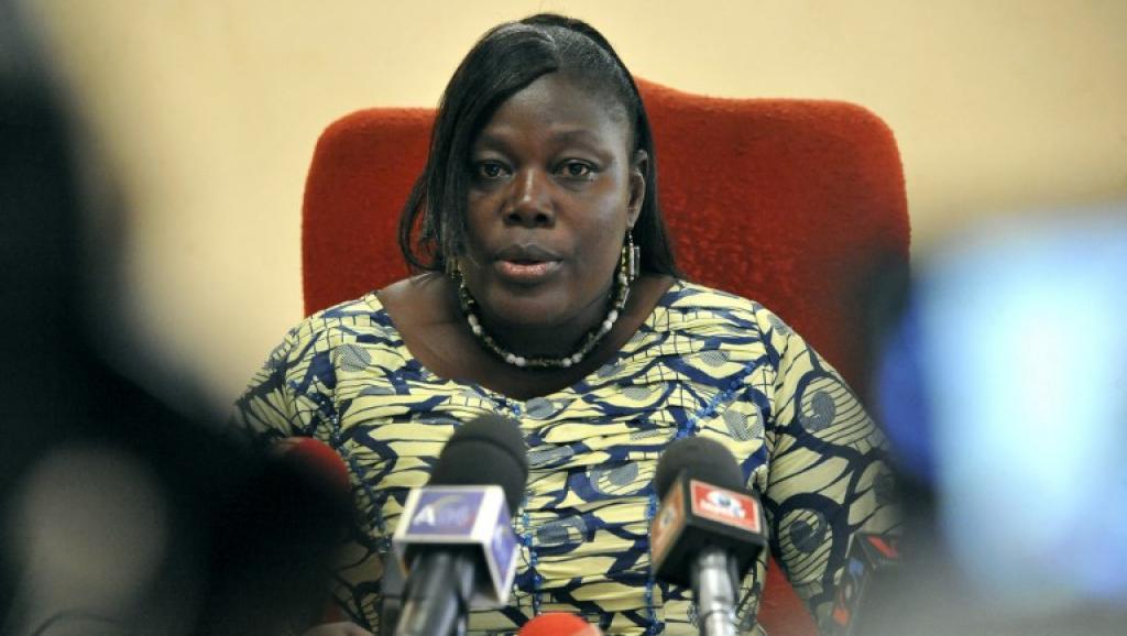 مايزا سيريمي المدعية العامة لدى بوركينافاسو.