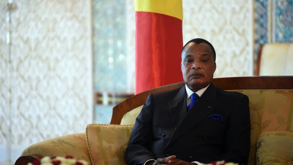 الرئيس الكونغولي دنيس ساسو نغيسو