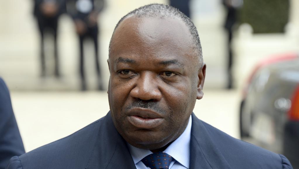 علي بونغو أونديمبا الرئيس الغابوني.