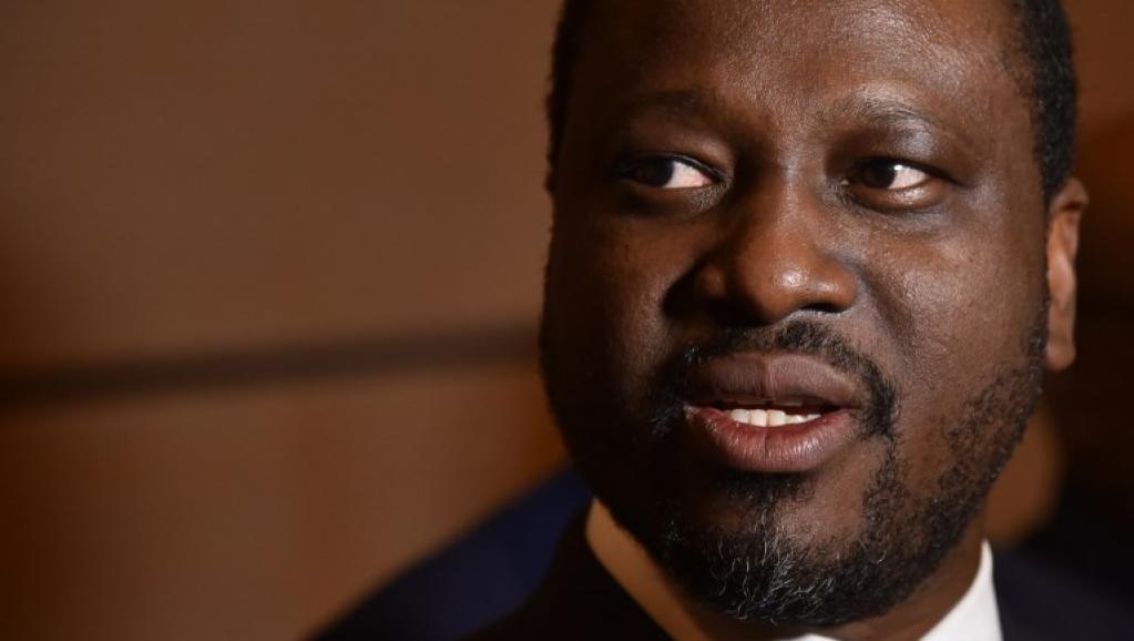 غيليوم سورو رئيس الجمعية الوطنية في ساحل العاج.