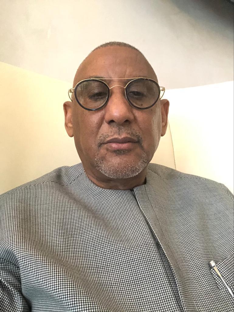السياسي الموريتاني المعارض المصطفى ولد الإمام الشافعي