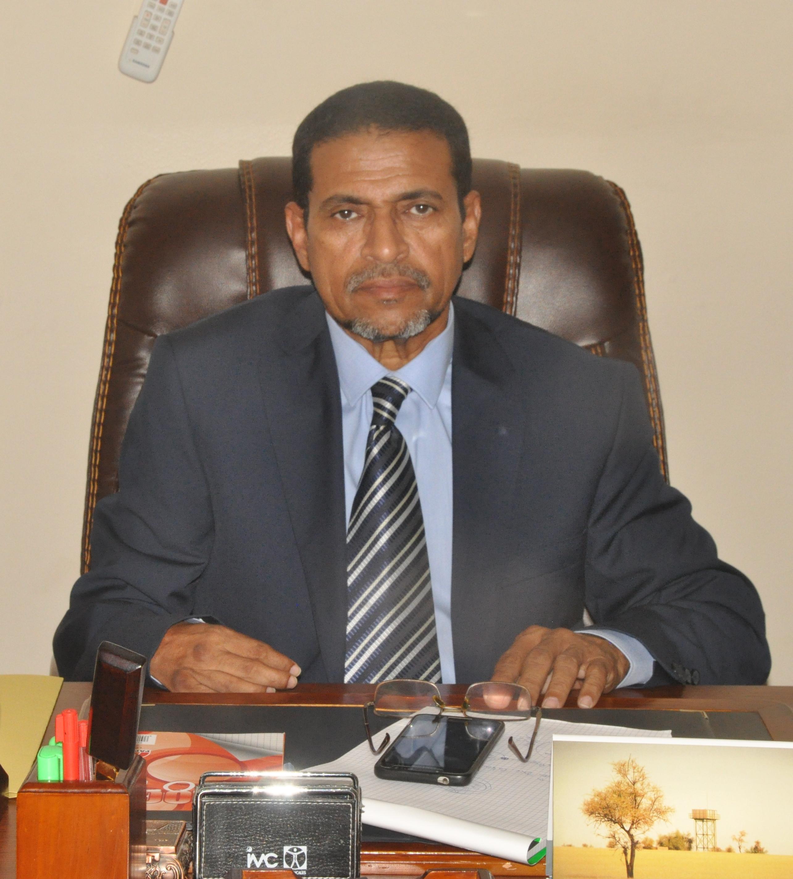 وزير الصحة محمد نذيرو ولد حامد