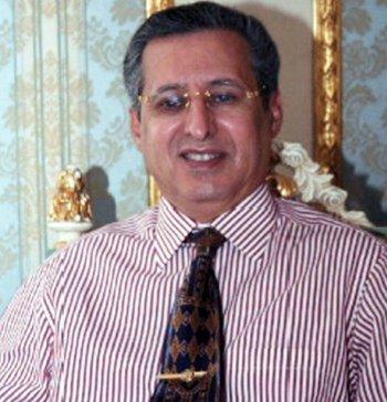 رجل الأعمال الموريتاني المعارض محمد ولد بو عماتو