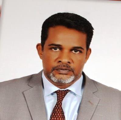 المستشار الإعلامي وزير الاقتصاد والمالية أحمد ولد محمدو