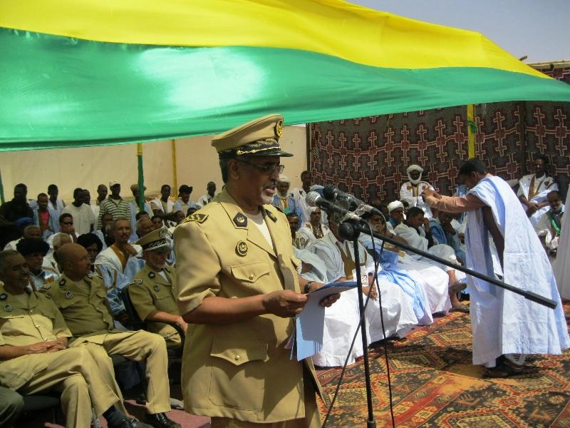 رئيس منتدى الشرق وضاح خنفر رفقة رئيس تحرير وكالة الأخبار أحمد محمد المصطفى