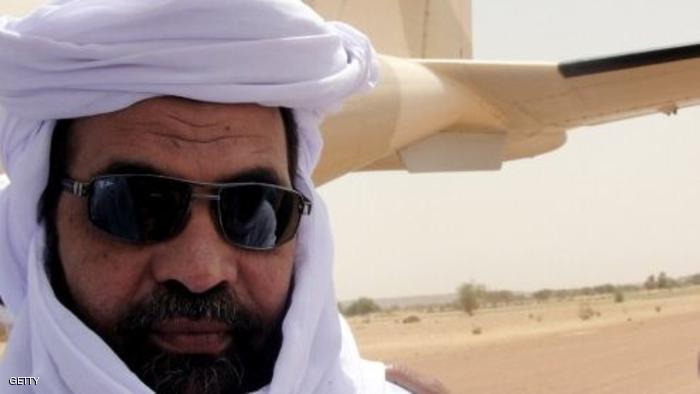 """إياد أغ غالي أمير جماعة """"نصرة الإسلام والمسلمين"""""""