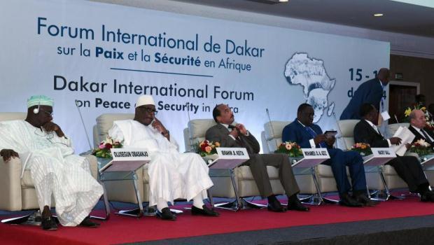 منتدى سابق للسلم والأمن في إفريقيا.