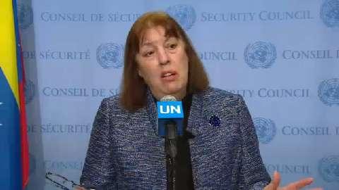 فيرجينيا غامبا: الممثلة الخاصة للأمين العام للأمم المتحدة، المعنية بالأطفال والنزاعات المسلحة