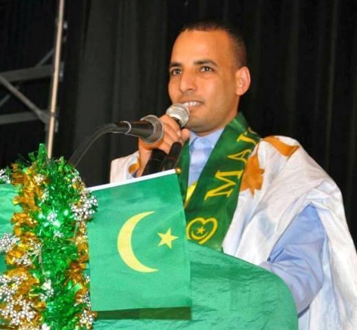 رئيس رابطة الطلاب والمتدربين الموريتانيين بتونس: إبراهيم ولد سيدي المختار