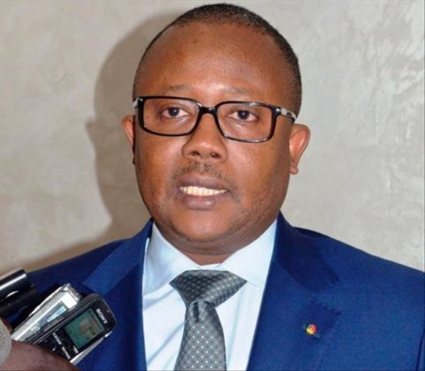 رئيس غينيا بيساو المنتخب الدكتور عمر سيسوكو امبالو