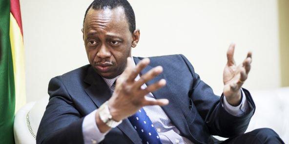 مامادي يولا: الوزير الأول الغيني المستقيل.