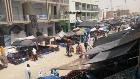 سوق العاصمة نواكشوط
