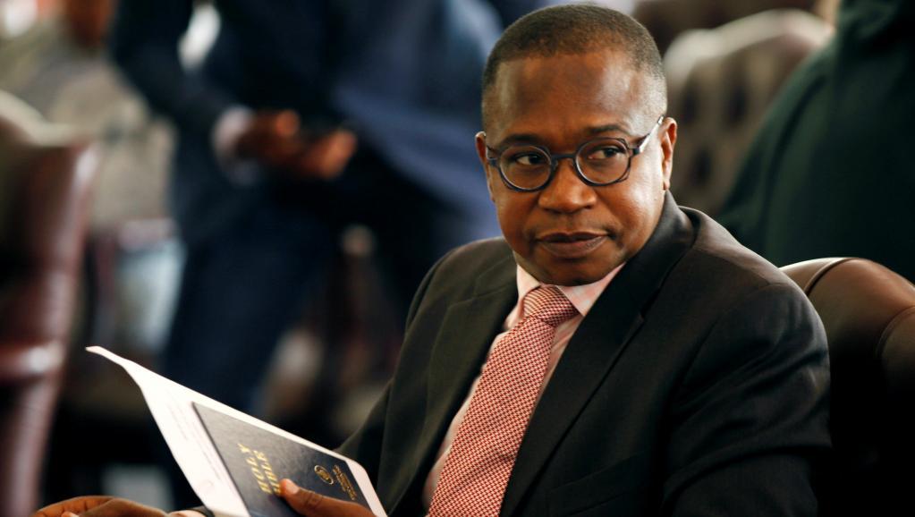 وزير المالية الزيمبابوي متولي نكوبي.