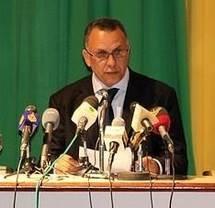 نقيب المحامين الموريتانيين السابق أحمد سالم ولد بوحبيني