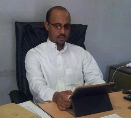 إسلم ولد الشيخ محمد القاظي