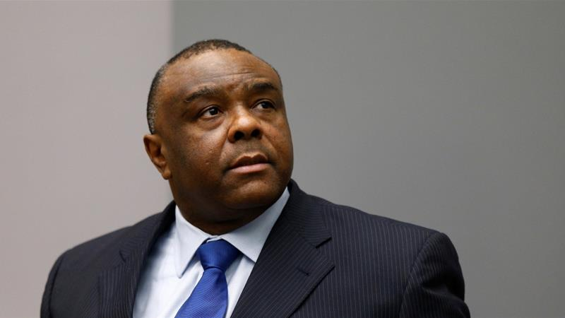 جان بيير بيمبا: نائب سابق لرئيس الجمهورية بالكونغو الديمقراطية