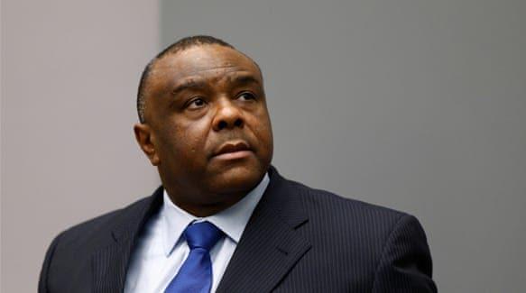 جان بيير بيمبا نائب الرئيس الكونغولي السابق.