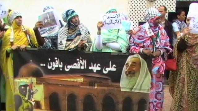 قادة المعارضة في جولة تضامنية مع سكان الداخل الموريتاني