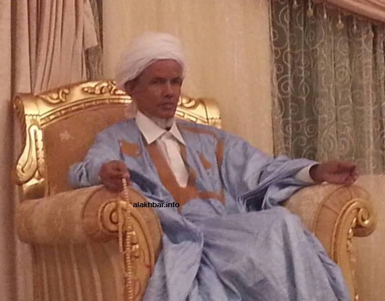 الشيخ محمد الحافظ النحوي رئيس التجمع الثقافي الإسلامي