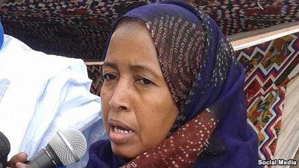 البرلمانية عن حزب التحالف الشعبي التقدمي المعلومة بنت بلال