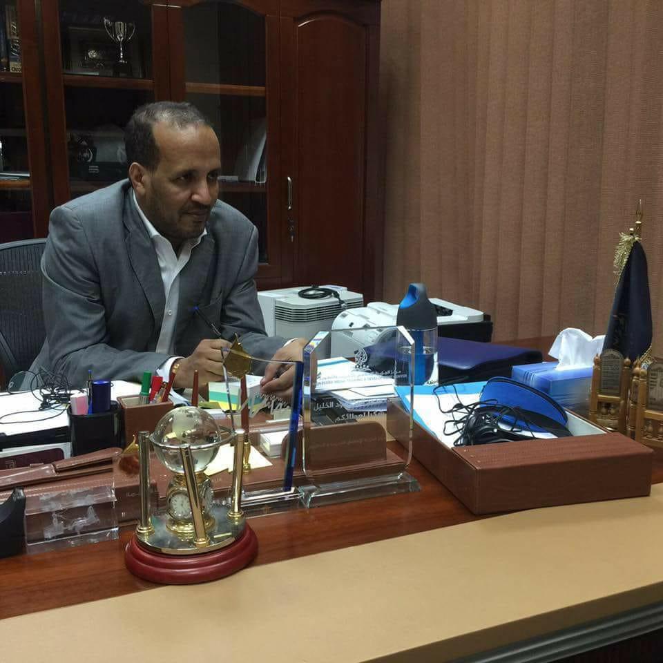 محمد المختار الخليل مدير مركز الجزيرة للدراسات