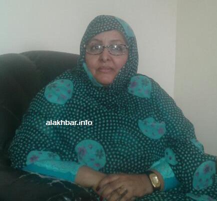 البرلمانية السالمة بنت أعمر شين (الأخبار - أرشيف)