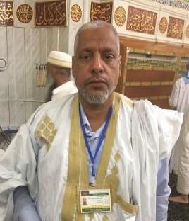 الكاتب الصحفي عبد الفتاح ولد اعبيدنا