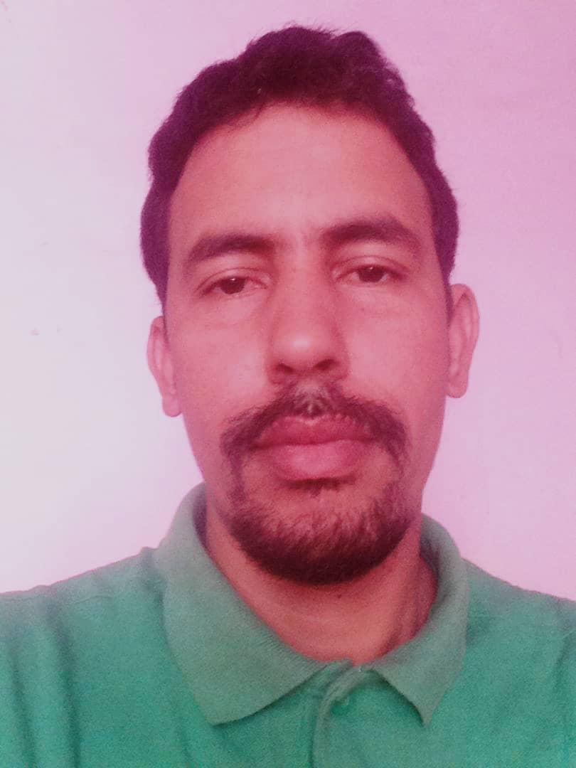 محمد ولد دهمد ـ ناشط شبابي