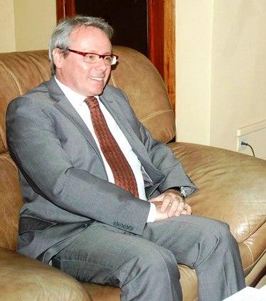 السفير الفرنسي في موريتانيا جويل مامير