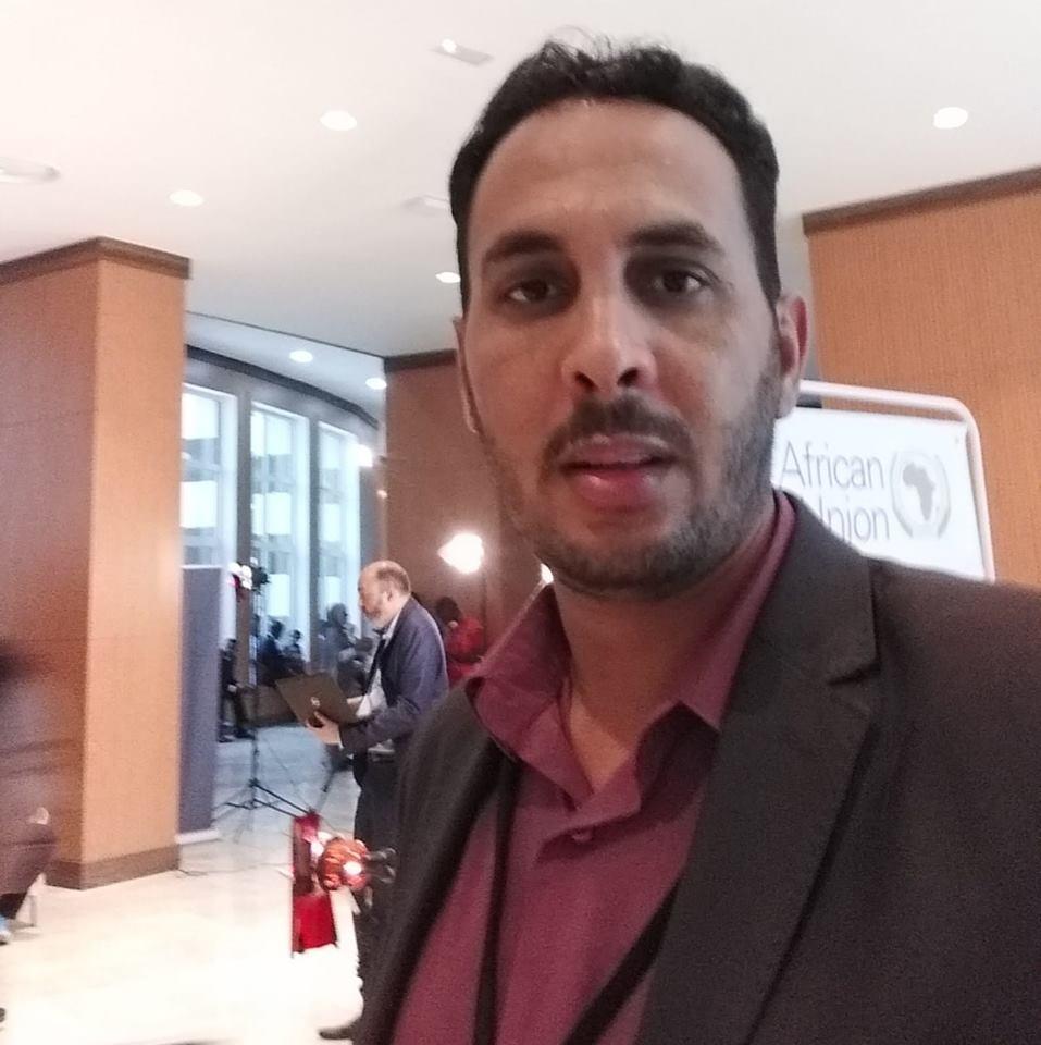 أحمد محمد الدوه ـ إعلامي