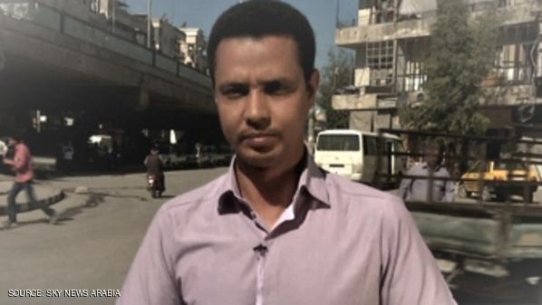 الصحفي الموريتاني إسحاق ولد المختار اختفى في سوريا أكتوبر 2013 رفقة المصور اللبناني سمير كساب والسائق السوري عدنان حجاج