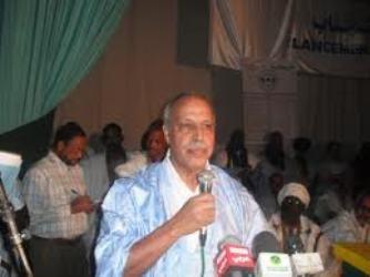 السياسي والوزير السابق محمد يحظيه ولد المختار الحسن