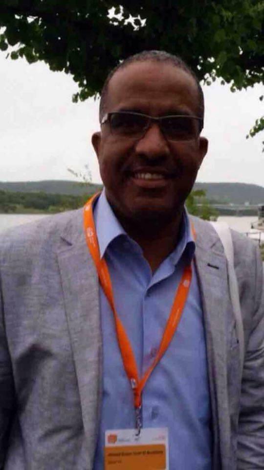 أحمد سالم ولد البخاري – صحفي ومراسل وكالات أنباء