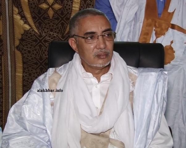 قال الوزير الأول الموريتاني يحيى ولد حدمين (الأخبار - أرشيف)