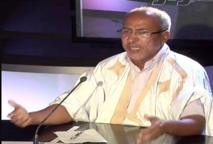 المدير العام للوكالة الموريتانية للأنباء الإعلامي محمد فال ولد عمير