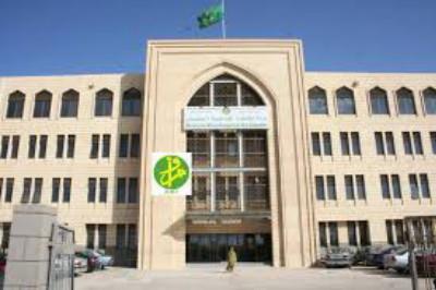 مباني وزارة الخارجية الموريتانية