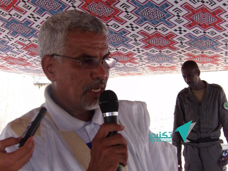 عمدة بلدية تكنت حمادي ولد الفائق (نكنت)