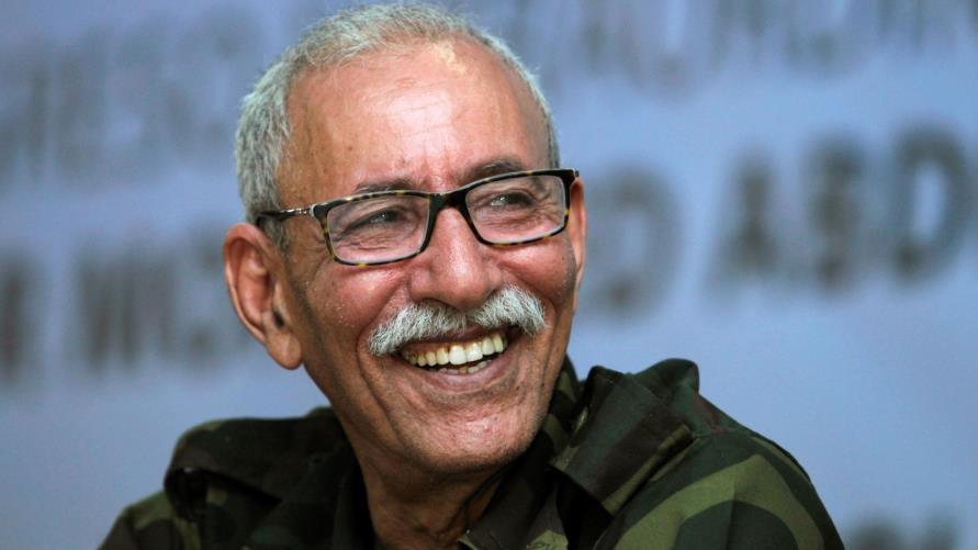 إبراهيم غالي، الأمين العام لجهبة البوليساريو