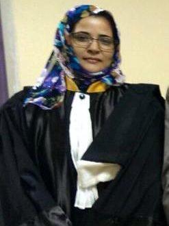 القاضية تكبر بنت أوديكة عينت اليوم رئيسة لمحكمة الشغل بنواكشوط