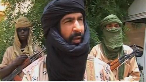 أمير فرع تنظيم الدولة في منطقة الساحل أبو الوليد الصحراوي