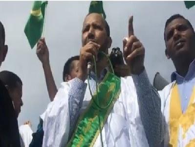 نائب رئيس البرلماني الموريتاني محمد غلام ولد الحاج الشيخ