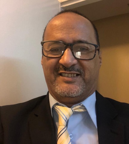 محمد سالم ولد الداه - نقيب الصحفيين الموريتانيين